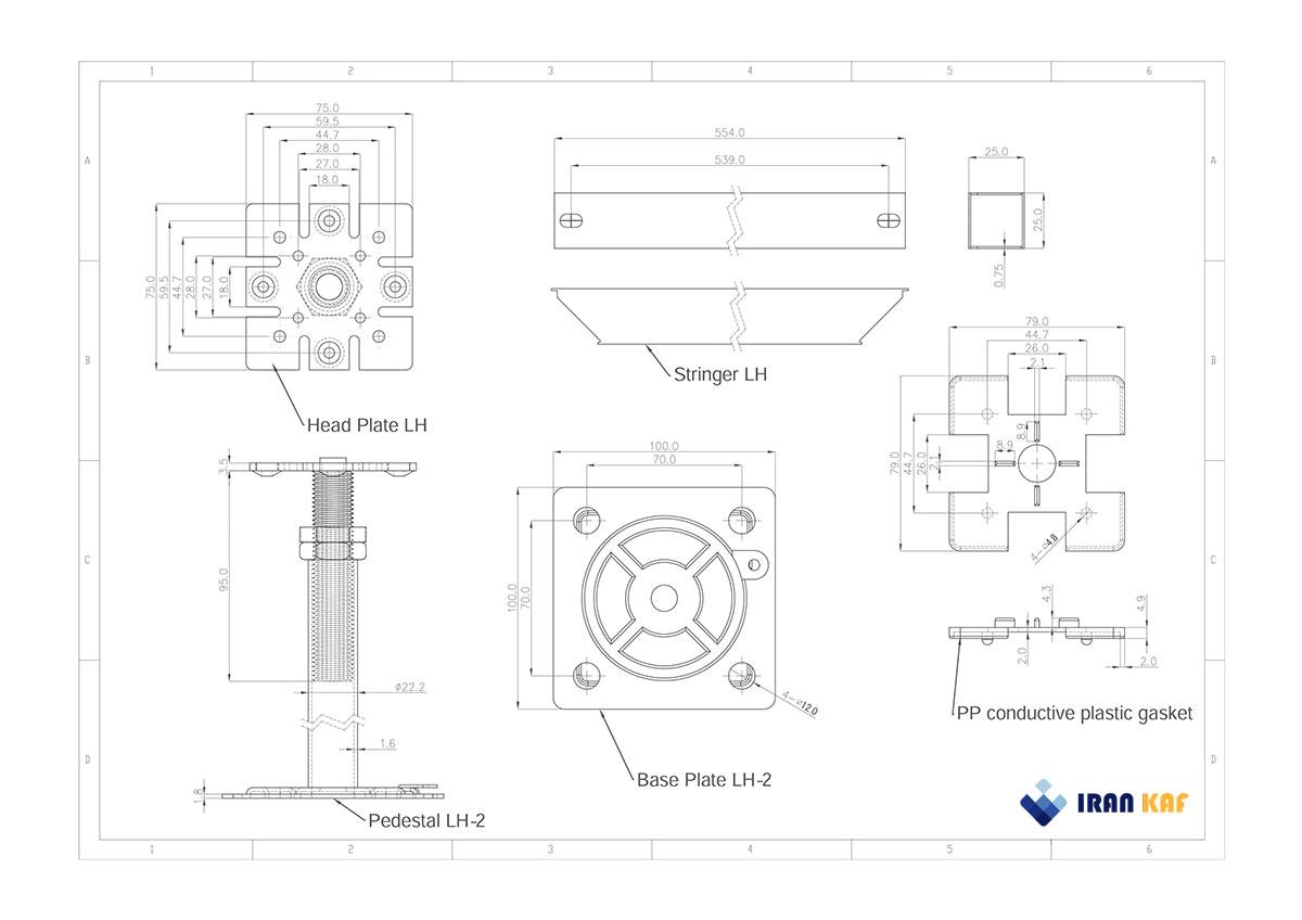 نقشه مهندسی پایه